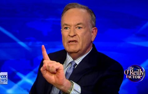 Fox News Drops Bill O'Reilly Following Multiple Sexual Harassment Allegations