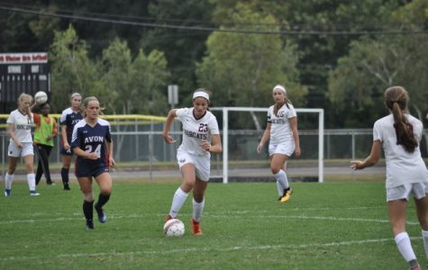 Coulter and Suppicich Score in Win Over Avon