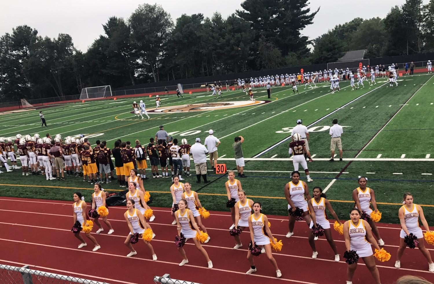 South Windsor Football Home Opener