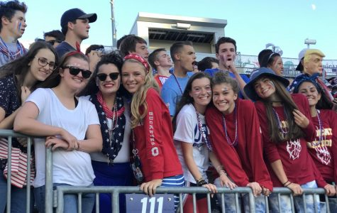 Section of the Rowd Crowd