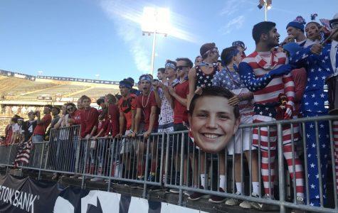 SW Rowd Crowd USA Spirit