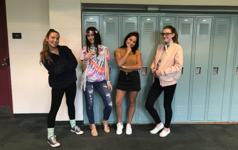 Spirit Week Kicks Off with Decades Day