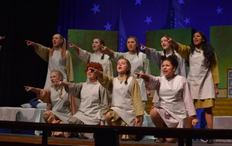 Annie Said to be the Best South Windsor High School Performance in Years!