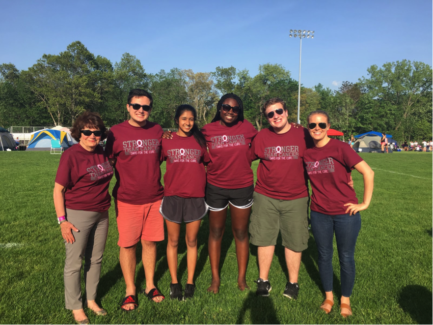 The Relay For Life Club and Team is Back in Action