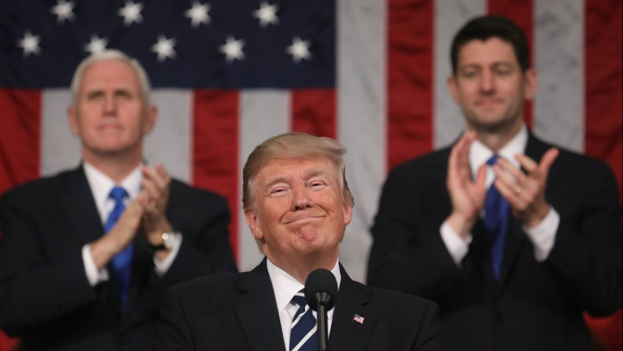 How I Took the State of the Union