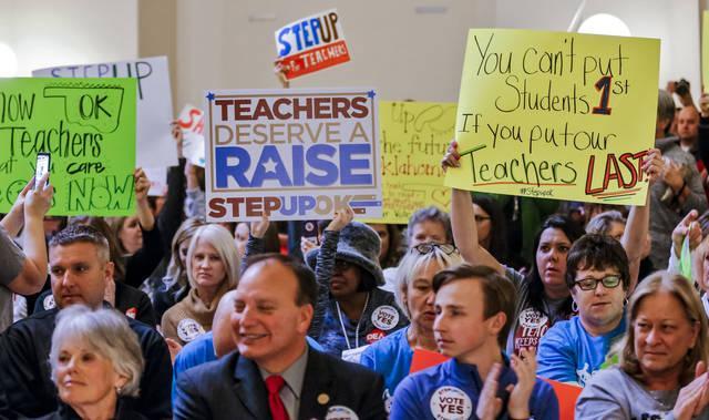 Oklahoma Teacher Strike