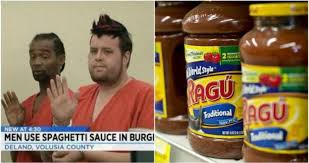 Is Tomato Sauce Flammable? Two Men Attempt to Burn House Down with Ragu Sauce