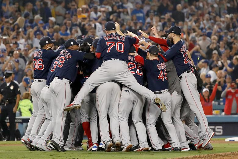 The+Red+Sox+Win+The+2018+World+Series