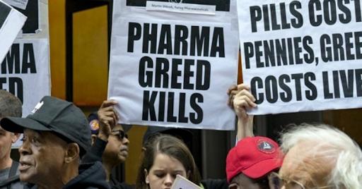 Senator Bernie Sanders is Introducing the Prescription Drug Price Relief Act
