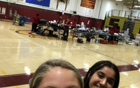 Students Donate Blood to the American Red Cross