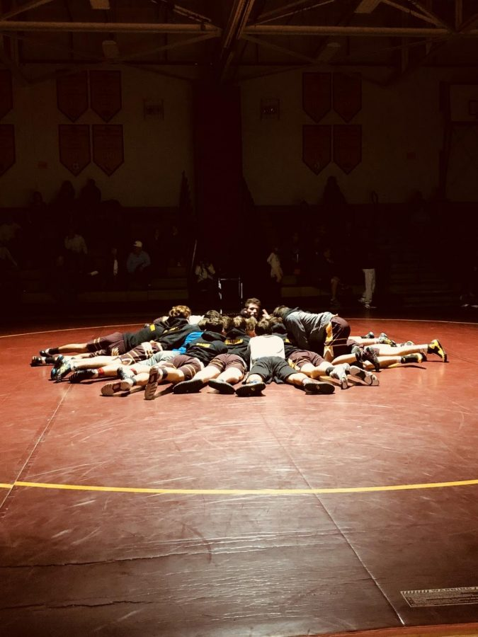 Looking Forward to the Wrestling Season