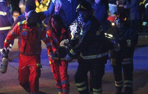 6 Dead and Dozens Injured in Italian Stampede