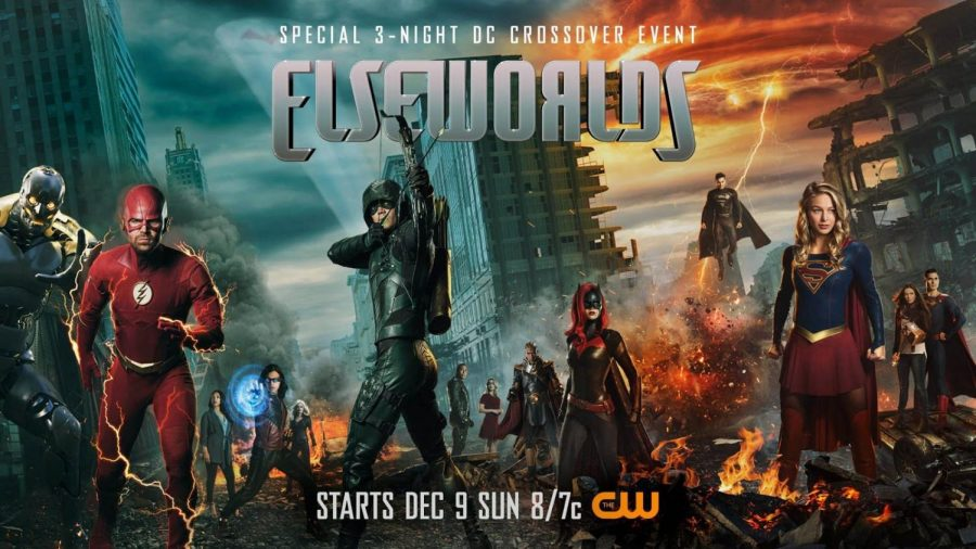 Elseworlds+Crossover+Takes+TV+By+Storm