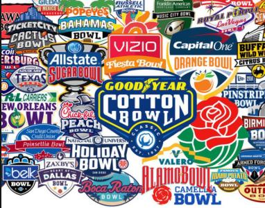 CFB Bowl Games over Winter Break to watch
