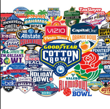 CFB Bowl Games over Winter Break to watch