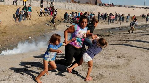 Americans are Outraged at Gas Attacks on the Border