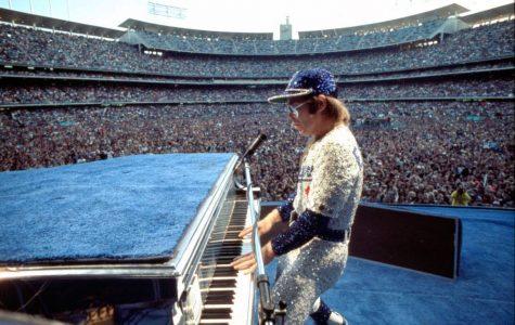 Elton John Rocket Man Trailer