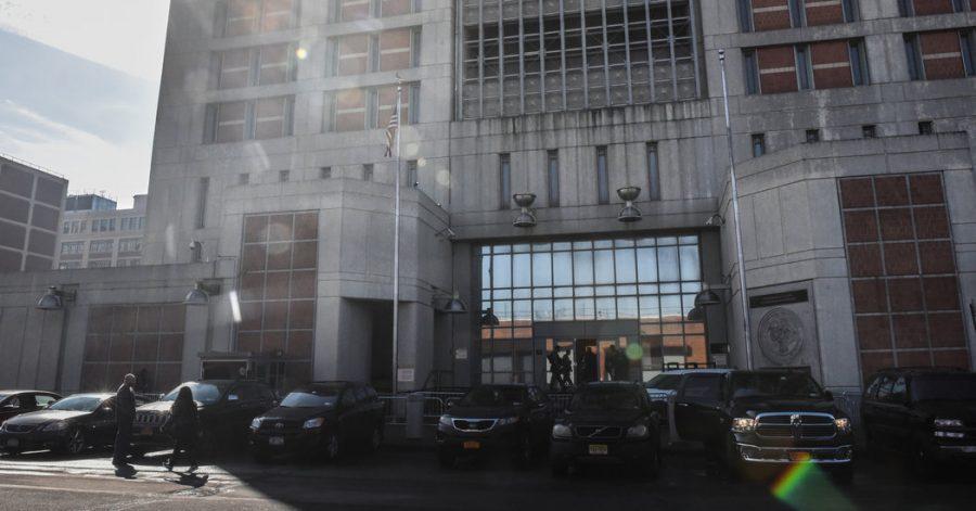 Brooklyn+Prison+Loses+Power