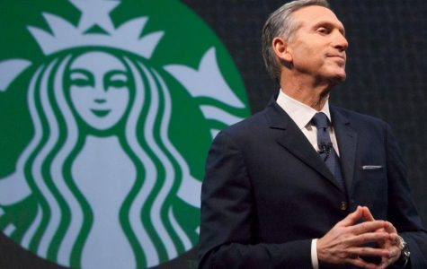 """Howard Schultz, Former CEO of Starbucks, Announces that He Wants to """"Run as a Centrist Independent"""" in the 2020 presidential election"""