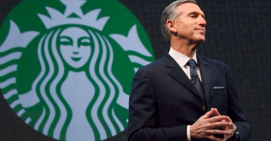 Howard+Schultz