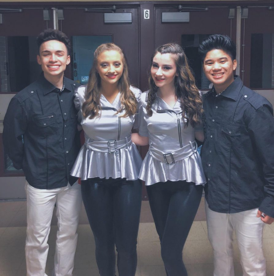 Spectrum receives gold rating in first competition of the 2019 season
