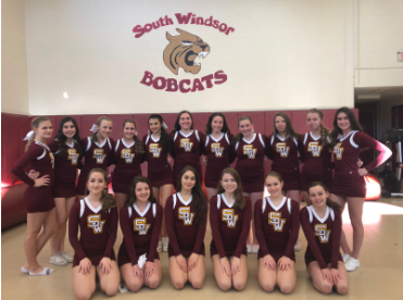 An Overview of the SWHS Cheer Season
