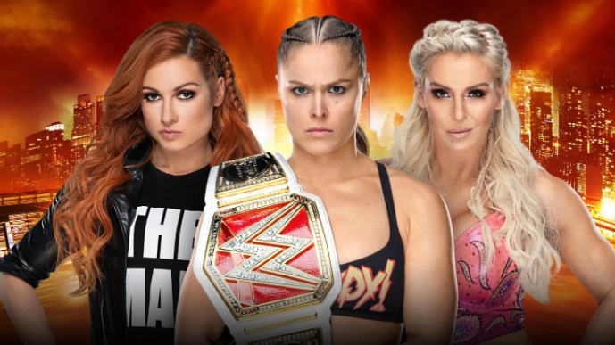 Left+to+right%3A+Becky+Lynch%2C+Ronda+Rousey%2C+and+Charlotte+Flair+on+their+own+Wrestlemania+35+poster