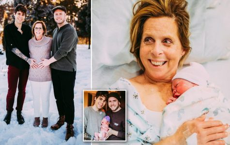 A 61-Year-Old Gives Birth to Her Granddaughter