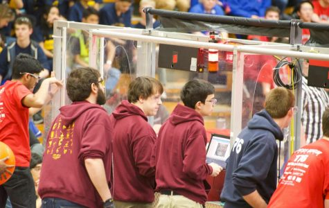 SWHS Robotics Team is headed to world championships with new driver, Ethan Bushman