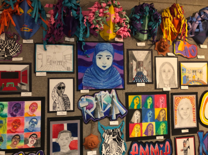 Here's What The Annual K-12 Art Show Is All About