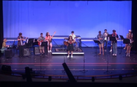 Megha Rao Ends Her SWHS Music Career With The Spectrum Band Vocal Solo