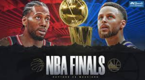 Poster for the 2019 NBA Finals