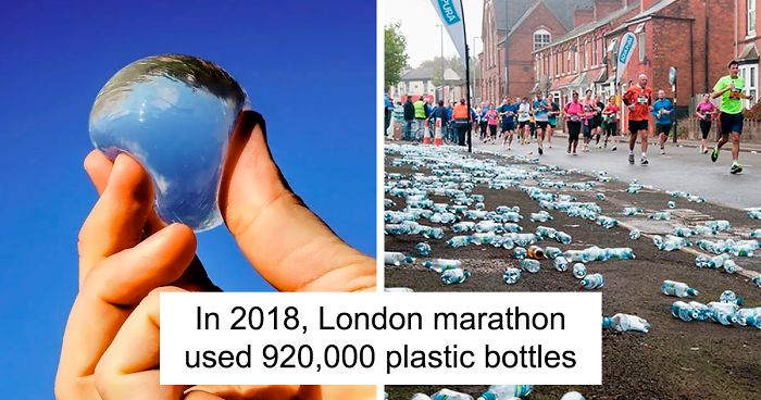 The+London+Marathon+Said+Goodbye+To+Plastic+Water+Bottles