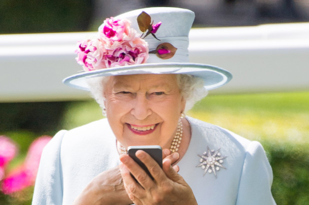Queen of Social Media