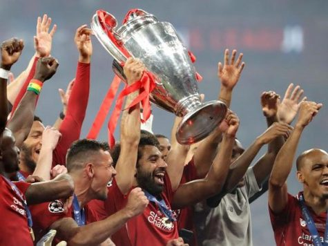 Liverpool Downs Tottenham to Win Sixth Title