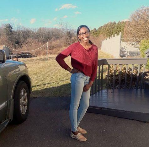 Olivia Mogor: Freshman Class of 2023's President