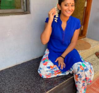 Senior, Amala Mammyail Traveled to India for Her Capstone Project