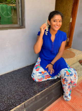 Senior, Amala Mammyail Traveled to India for Her Capstone Project