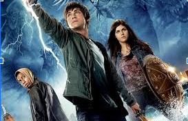 Percy Jackson: Movie or Book?