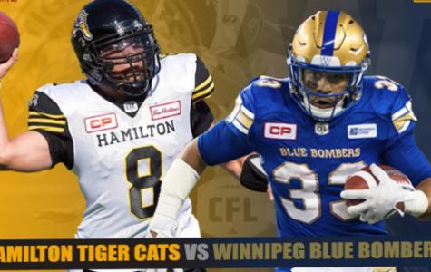 Winnipeg Blue Bombers win 107th Grey Cup