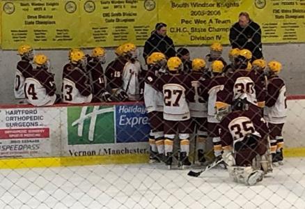Looking Forward: SWHS Ice Hockey