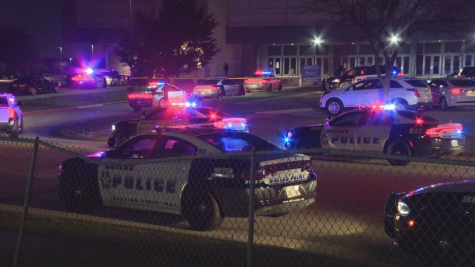 Shooting Erupts During a Dallas High School Basketball Game