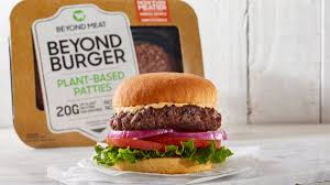 A New Taste for the Future; Beyond Meat Partners with Multiple Fast Food Chains