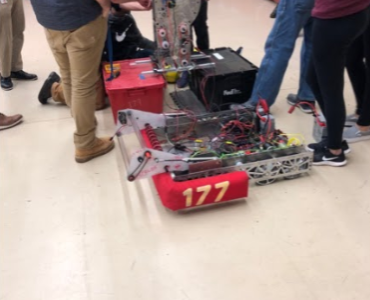 Robotics Team Finishes Season with Victory