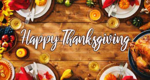 Prowl Staff Reflections about Thanksgiving