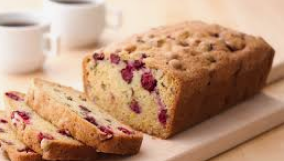 Cranberry Bread: The perfect escape from, well, everything