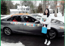 Extraordinary Student Organizes Drive-By Birthday Parade for Friend During Covid