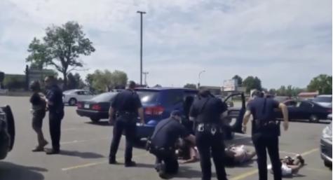 Aurora Police Department Involved In Police Brutality Drama
