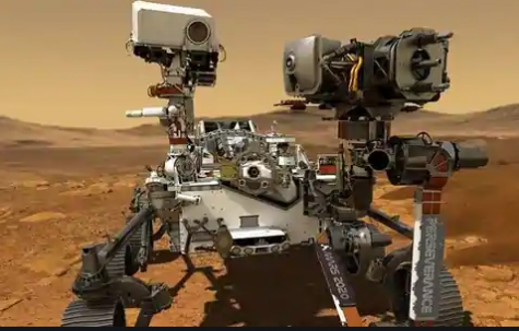 New rover lands on Mars