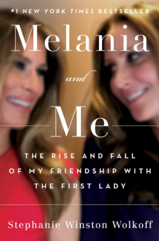 The US Department of Justice drops lawsuit against Stephanie Wolkhoff, for writing a tell-all book about her experience working as an advisor for Melania Trump
